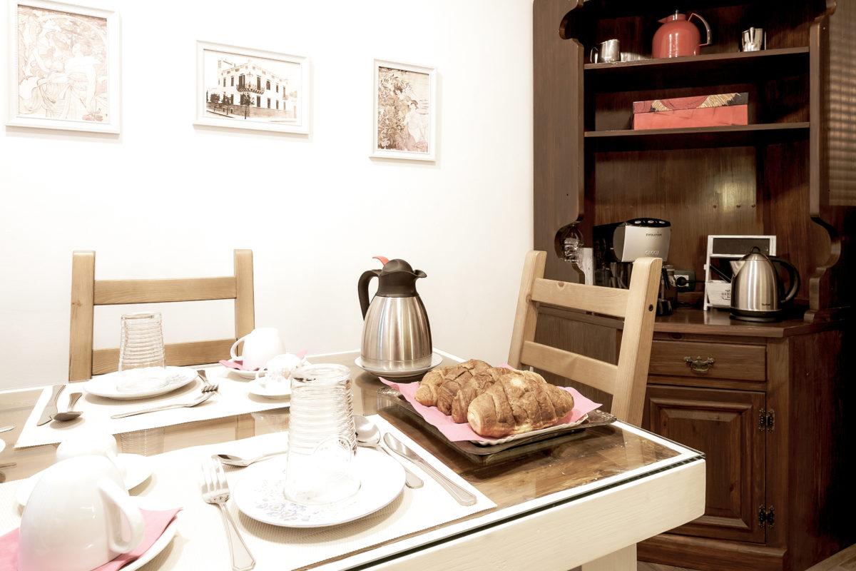 Sala colazione 10