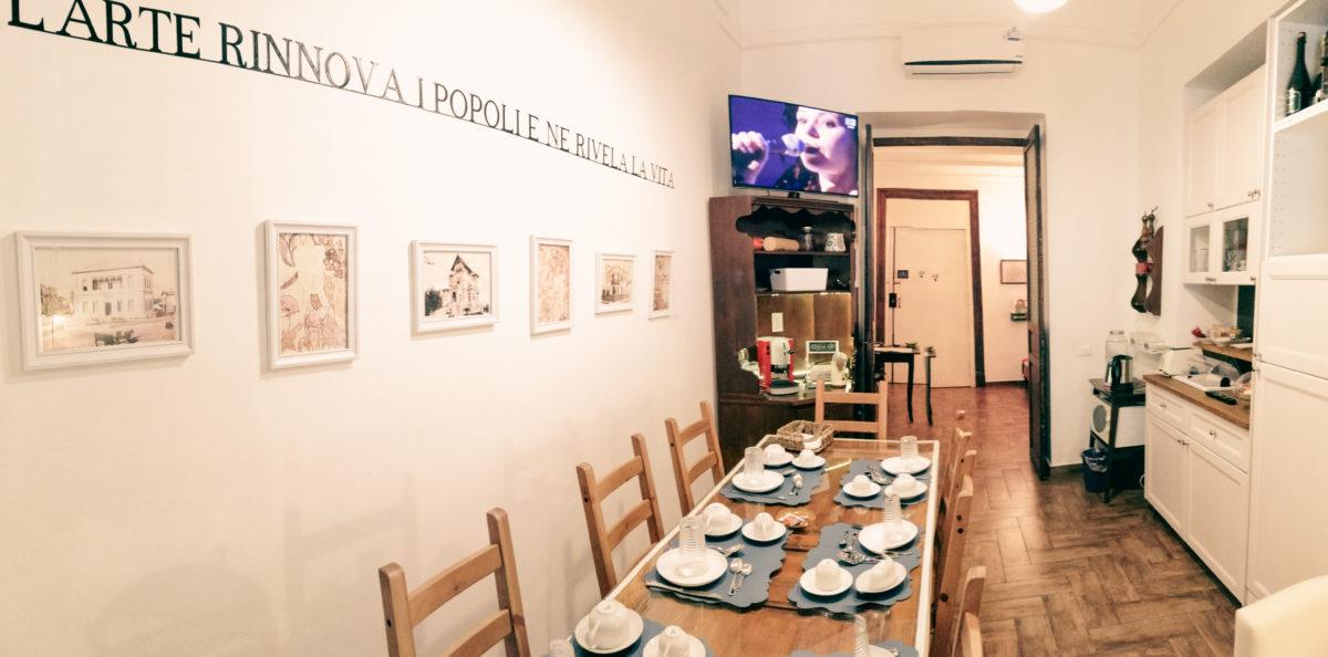 Sala colazione 5