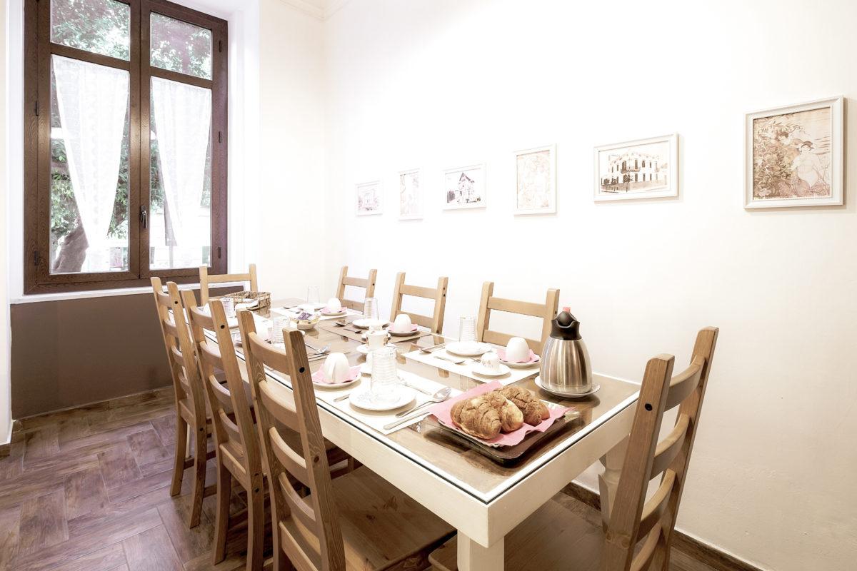 Sala colazione 9